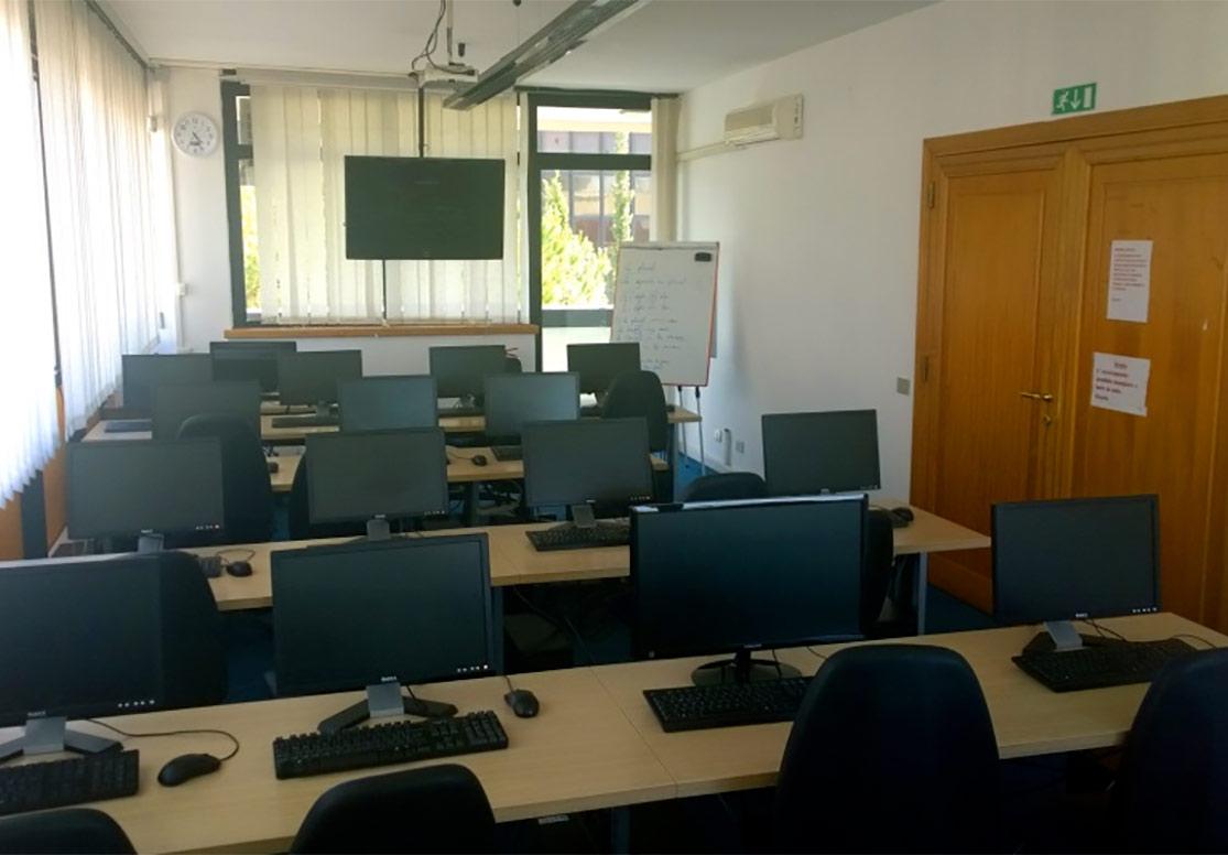 Noleggio aula multimediale Roma